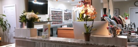 Welcome to Hollywood Nails & Spa